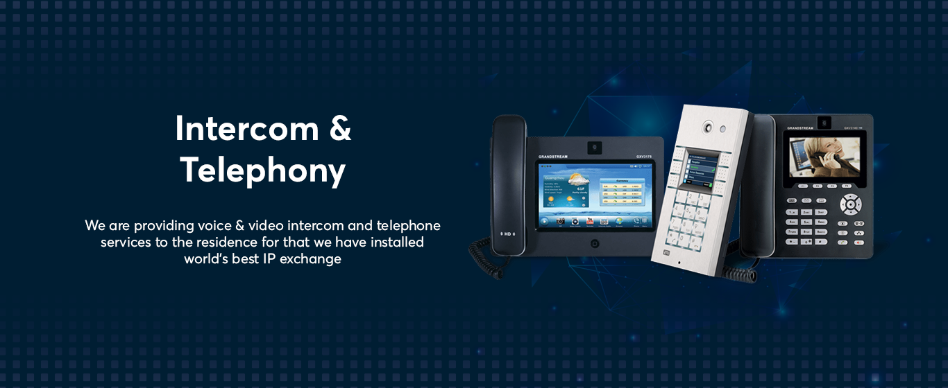intercom telephony